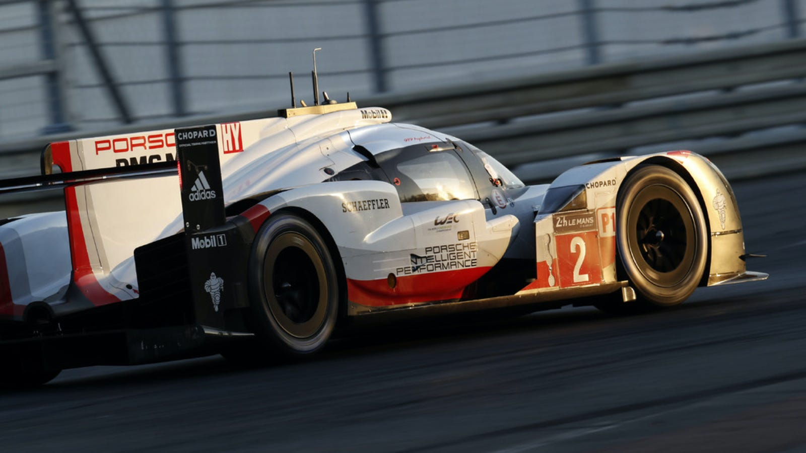 porsche will shut down its le mans prototype program this week report. Black Bedroom Furniture Sets. Home Design Ideas