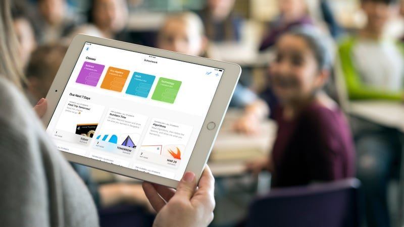 Illustration for article titled All the New Education Software Apple's Bringing to iPads and Macs