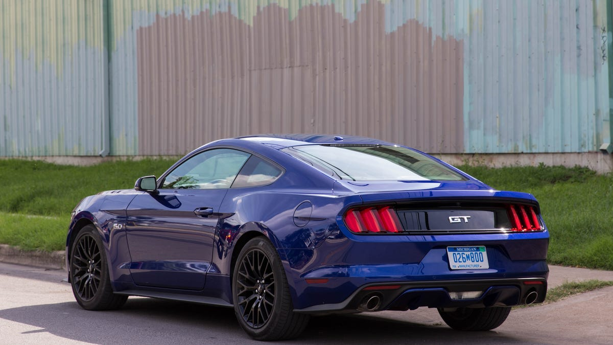 Why the 2015 ford mustang gt is impossible not to like