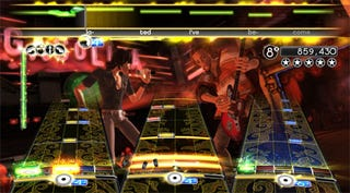 Illustration for article titled Rock Band 2's Twenty Free DLC Tracks Are...