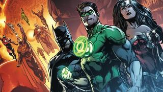 Illustration for article titled Batman Learns the Joker's Biggest Secret in Justice League #42