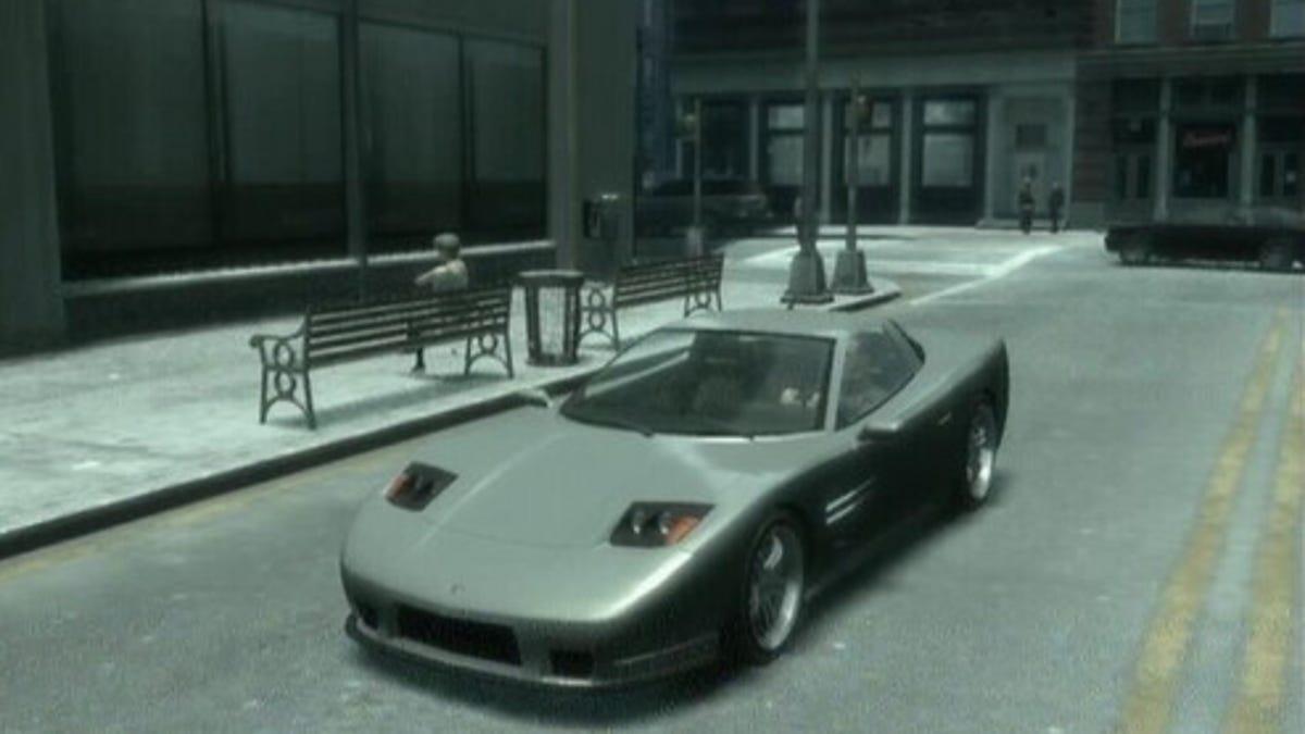 gta car real life counterparts