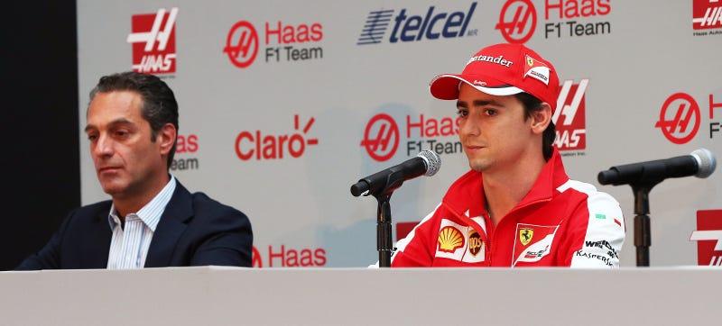 Illustration for article titled American F1 Team Adds Gutiérrez As Second Driver, Announces Captain Obvious