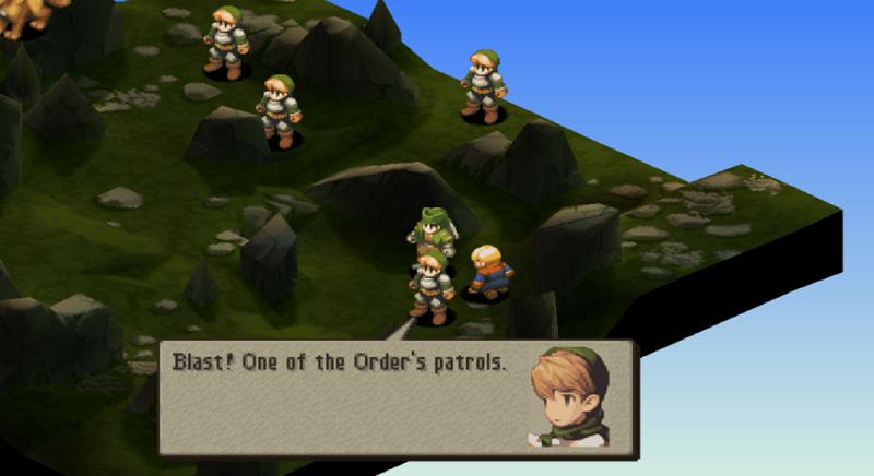 Illustration for article titled Reminder: Final Fantasy TacticsIs Still Incredible