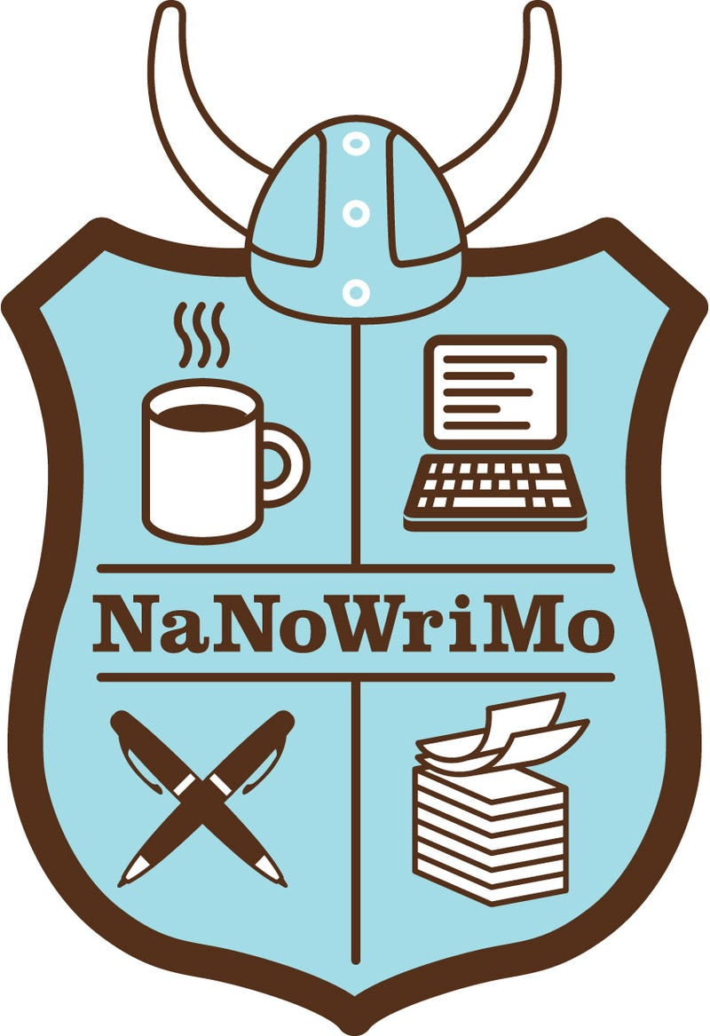 Illustration for article titled NaNoWriMo: Missed a day or two? You're not behind.