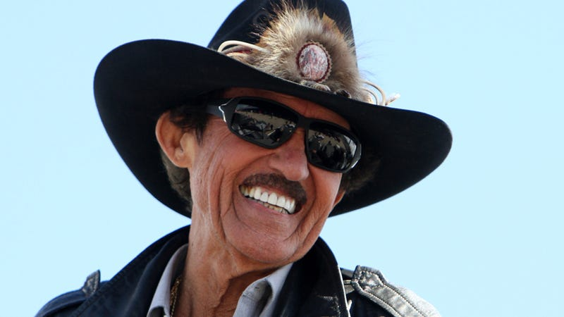 Illustration for article titled Richard Petty Loves The Ladies, Richard Petty Says