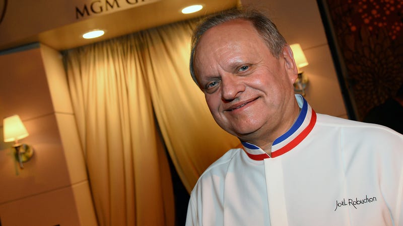 Illustration for article titled If you didn't know the name Joel Robuchon, know he changed mashed potatoes forever