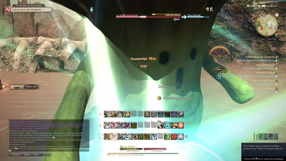 I Could Watch Final Fantasy XIV's New Big-Headed Cactuars