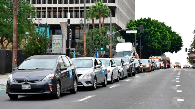 Uber Accidentally Promised Its U.S. Workers Health Care Subsidies
