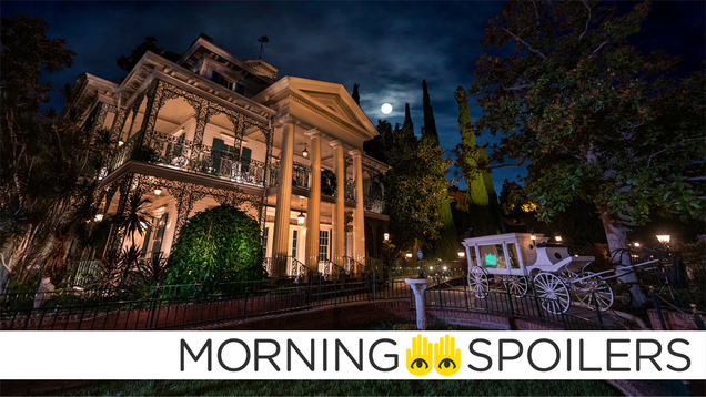 Disney s Haunted Mansion Movie May Have Found Its Stars