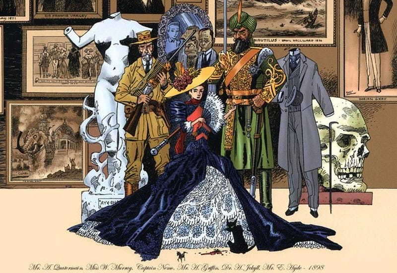 Illustration for article titled Fox Is Taking Another Shot at a League of Extraordinary Gentlemen Movie
