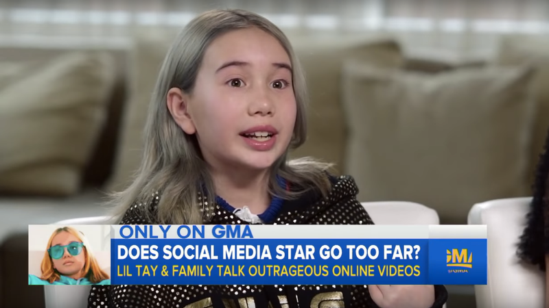 Illustration for article titled Everyone Needs to Back Away From Lil Tay