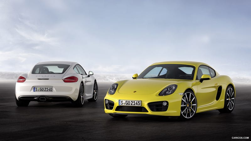 Illustration for article titled Porsche To Rename Boxster/Cayman '718' With 2017 Redesign
