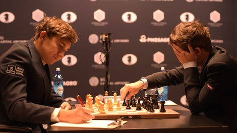 Fabiano Caruana Tells Us What The Life Of A Chess
