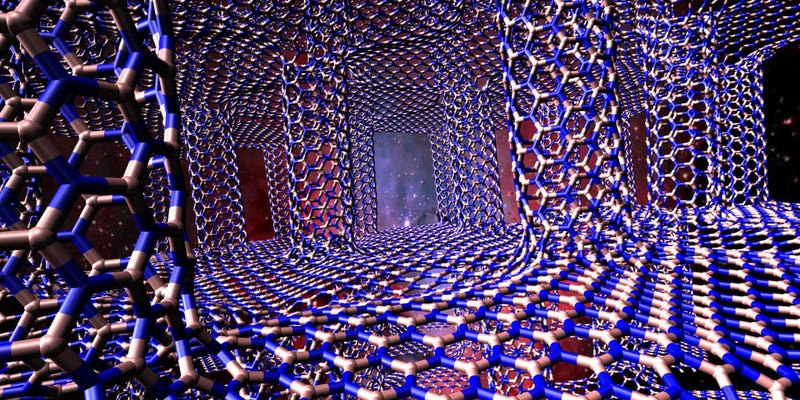 Illustration for article titled 3D White Graphene Could Make Tunable Fan-Free Cooling for Electronics