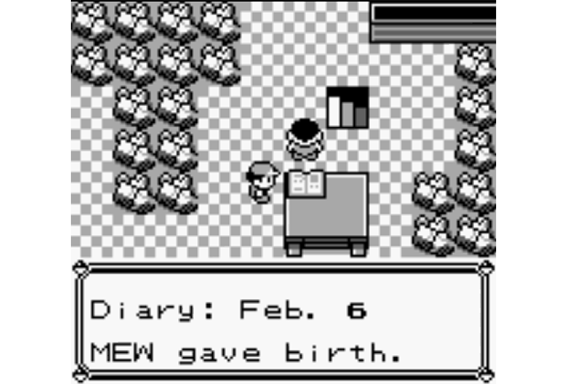 Illustration for article titled Happy Birthday, Mewtwo
