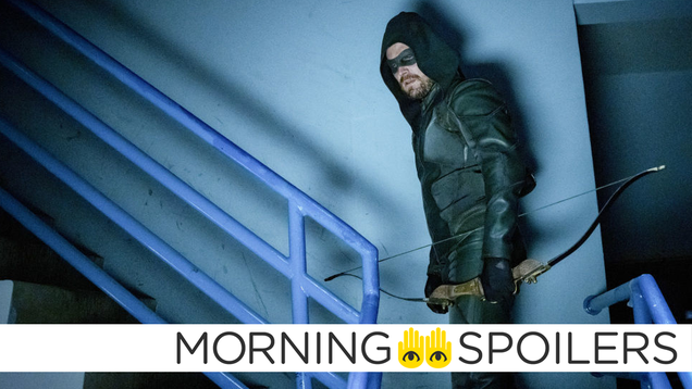 Updates from Arrow, New Gods, and More