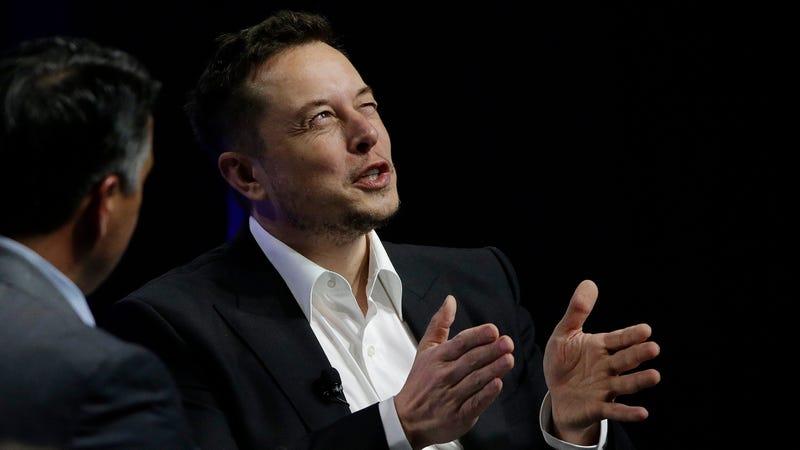 Illustration for article titled El túnel de Elon Musk ahora es... un túnel normal asfaltado