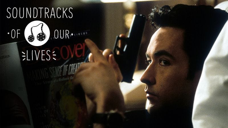 Grosse Pointe Blank's soundtrack reveals what its main character