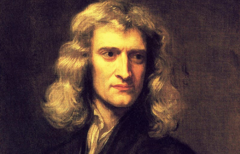 """Illustration for article titled David S. Goyer To Produce Isaac Newton """"Historical Thriller"""""""