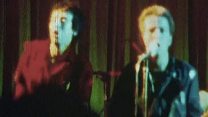 Illustration for article titled Here's an exclusive clip from The Clash's upcoming mega box set