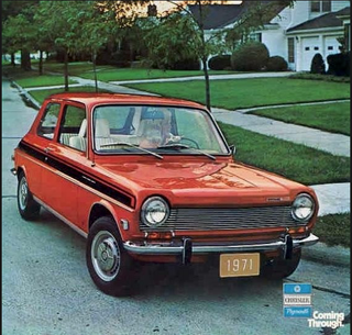 Illustration for article titled 1971 Simca