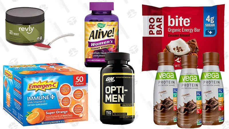 Nutrition and Wellness Gold Box
