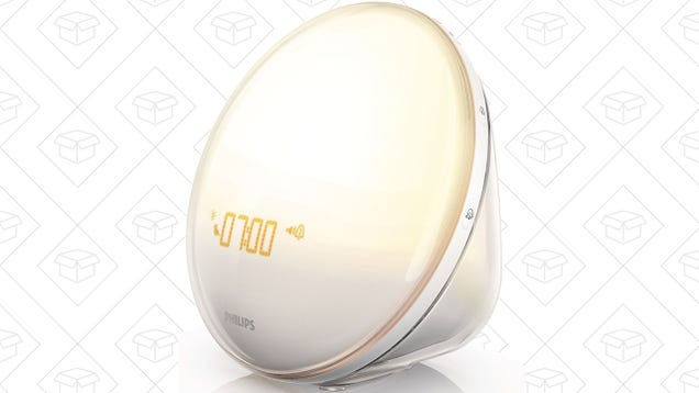 Don't Let the Sun Set On This Philips Wake-Up Light Deal, Now Cheaper Than Ever