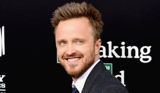 Illustration for article titled Aaron Paul, de Breaking Bad, parodia la app Yo con su propia versión