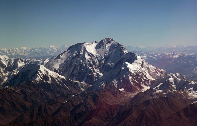 Nanga Parbat. Wikimedia Commons