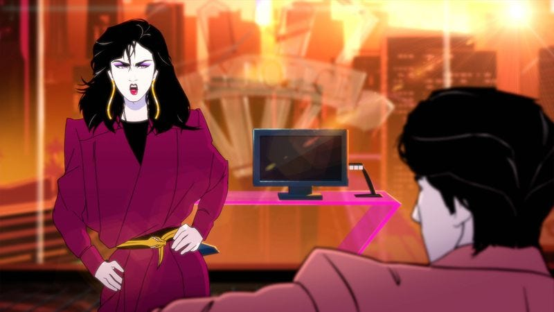 "Illustration for article titled Moonbeam City: ""Mall Hath No Fury"""