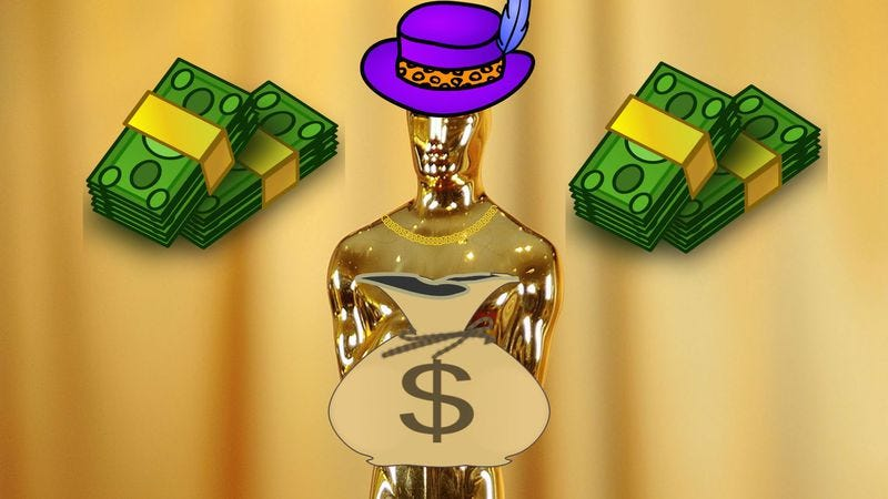 Illustration for article titled This year's gift bags help needy Oscar nominees with $125k worth of swag