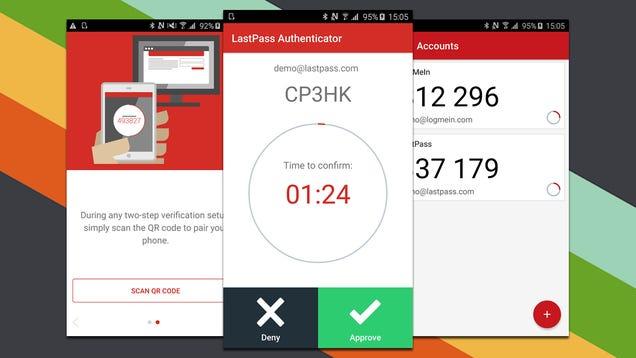 LastPass Authenticator Simplifies Two-Factor ...