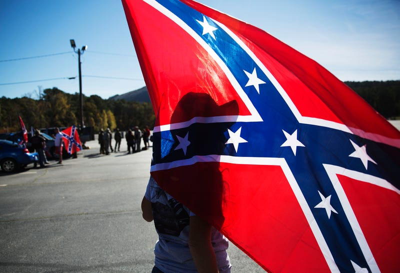 Illustration for article titled Georgia High School Teacher Investigated for Telling Class the Confederate Flag Is 'Like a White Trash Save the Date Card'