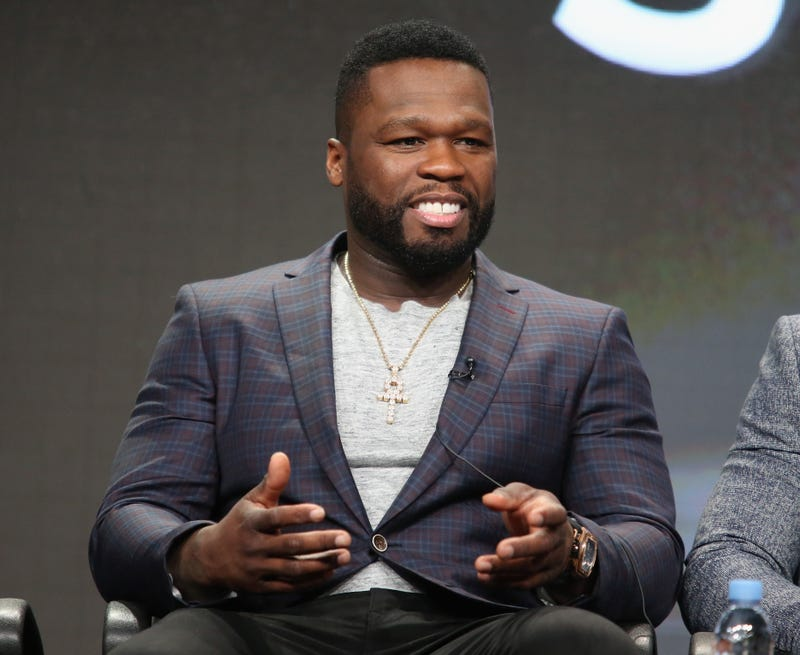 50 Cent Frederick M. Brown/Getty Images