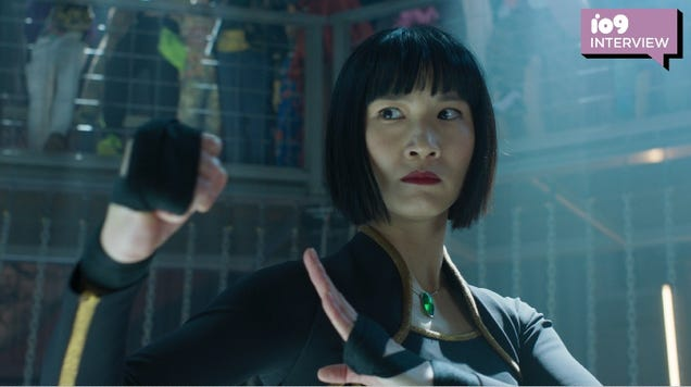 Surrounding Shang-Chi With Powerful Women Was Vital to the Story