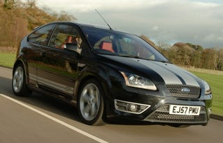 Illustration for article titled Ford Launches Focus Special Edition ST500 in the UK