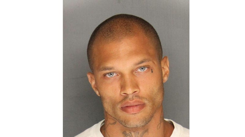 Illustration for article titled 'Hot Felon' Jeremy Meeks Is Trying to Take Hollywood
