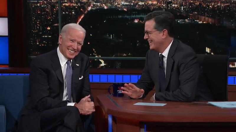 Stephen Colbert Son 2016