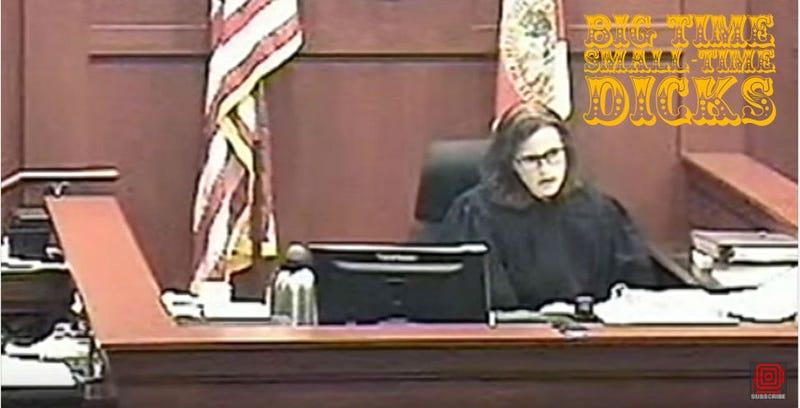 Illustration for article titled Florida Judge Sanctioned, Ordered to Take Anger Management Classes After Jailing Abuse Victim