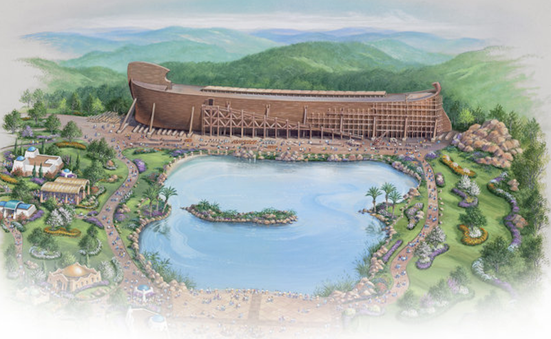 Illustration for article titled ​In Kentucky, Taxpayers Will Keep A New Noah's Ark Theme Park Afloat