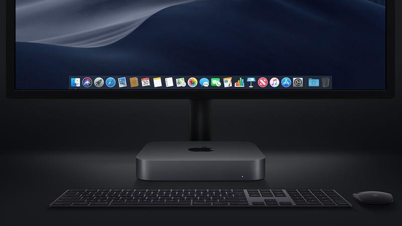 Apple Brings Mac Mini Back From the Dead