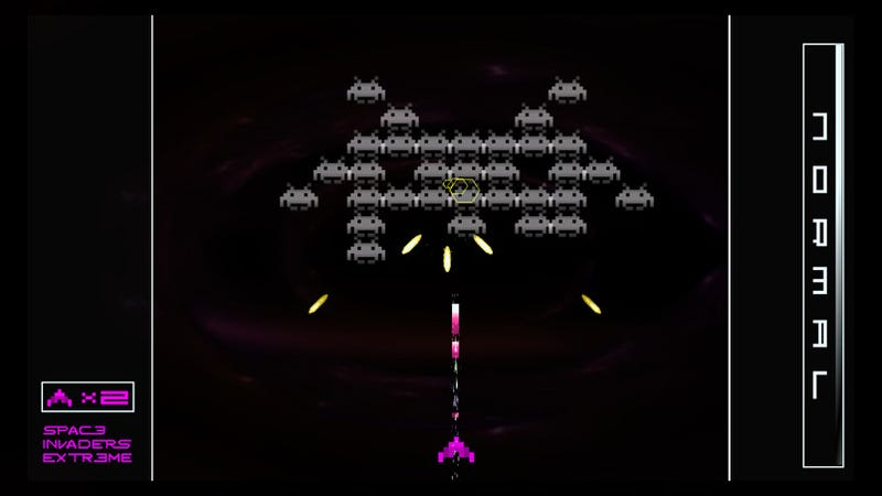 Illustration for article titled Space Invaders Extreme Gets A Bit More Extreme Tomorrow