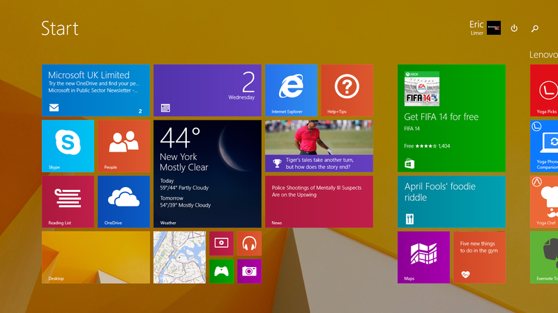 Illustration for article titled Windows 8.1 Update Hands On: Terrific Tweaks For the Mouse Faithful