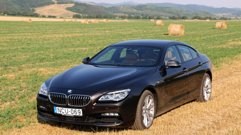 Illustration for article titled The BMW 640d Gran Coupe Is The Best Pointless Car In The World