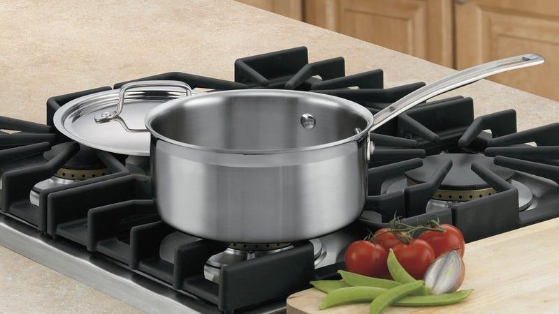 Cuisinart Multiclad 2 qt. Saucepan | $29 | Amazon