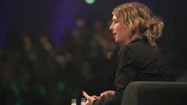 Chelsea Manning to Appear in Sydney via Video Feed From Los Angeles After Visa Trouble