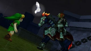Illustration for article titled Ocarina Of Time's 3D Remake Grows Up, Gets 19 New Screenshots