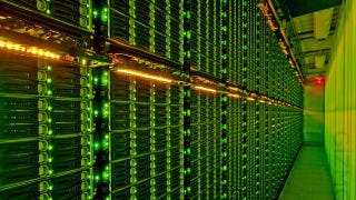 Illustration for article titled Data Centers Waste a Ridiculously Massive Amount of Energy