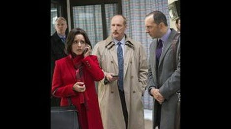 """Julia Louis-Dreyfus shines as Veep introduces Selina's """"Mother"""""""